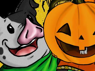 Month of Halloween 2017!