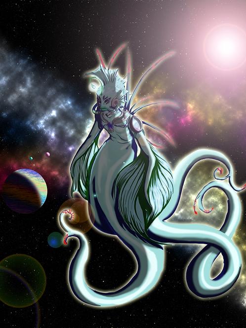 Space Mermaid