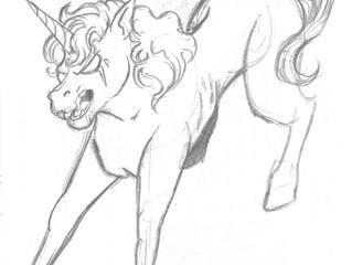 Evil Vampire Unicorn