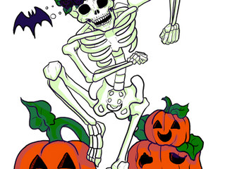 Spoopy Time!