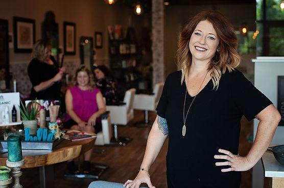 Ashley Wright Holistic Hair Salom