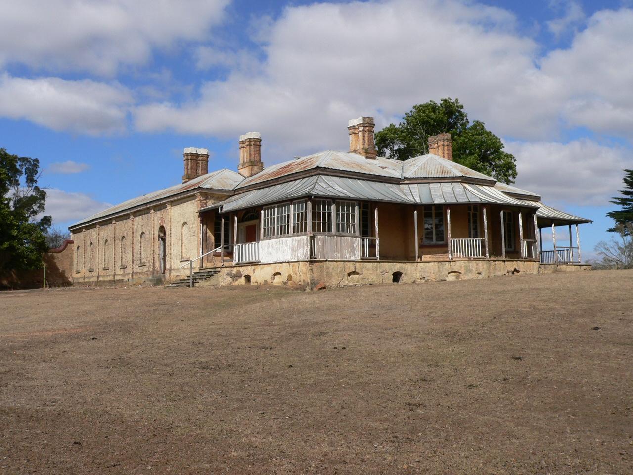 Woolmers Estate Before