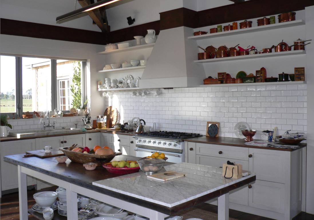 Haggerstone House Kitchen