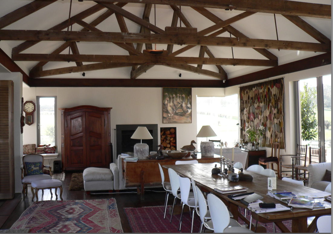 Haggerstone House Dining Room