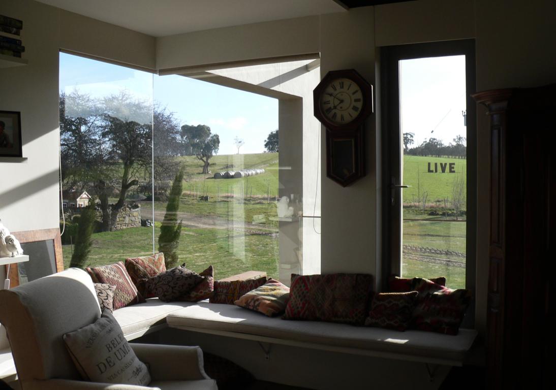 Haggerstone House Living Room