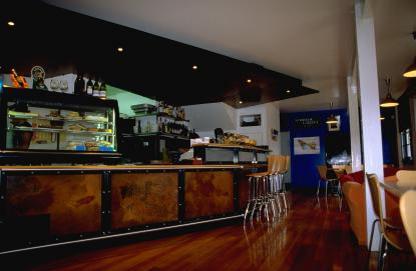 Blue Cafe Bar