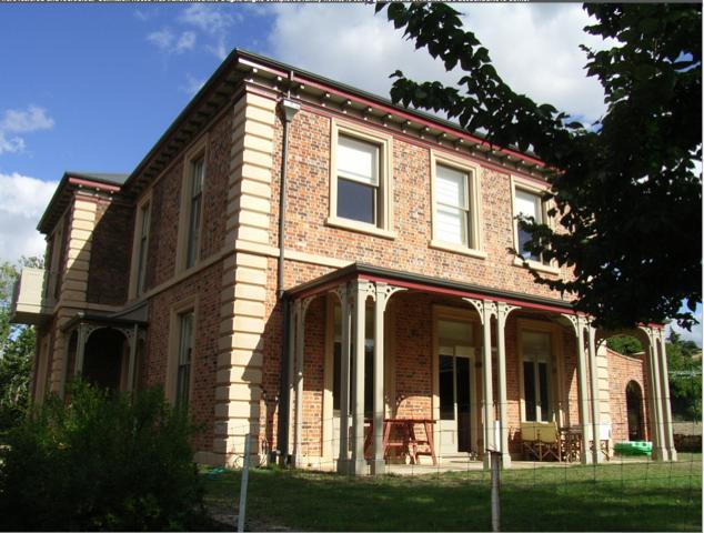 Cormiston House