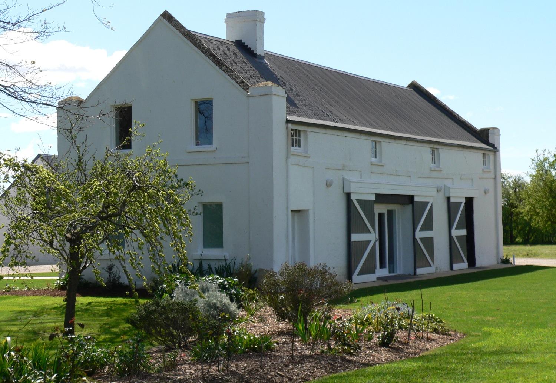 Quamby House Restoration