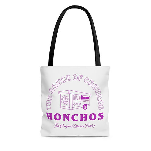 Food Truck AOP Tote Bag