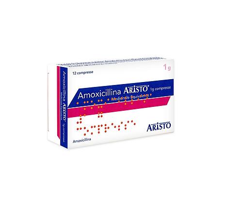AMOXICILLINA ARISTO