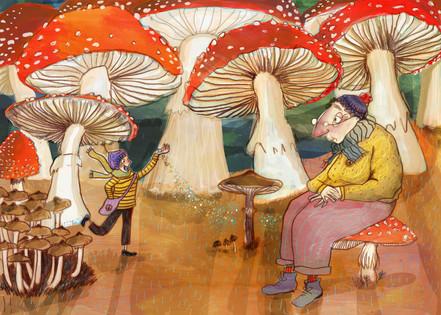 The Mushroom Family