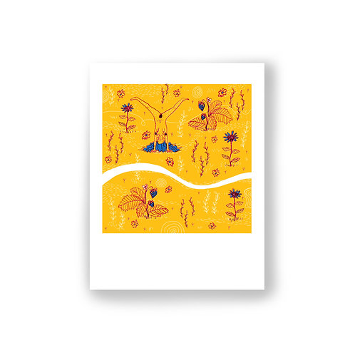 Limited Edition Screen Print