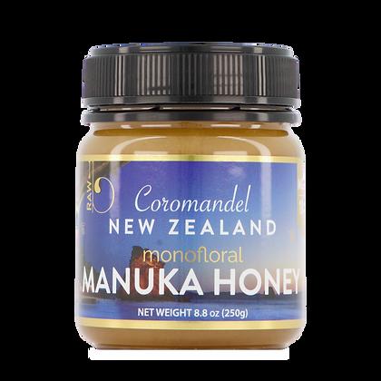 8.8oz (250g ) MGO 185 Monofloral Manuka Honey