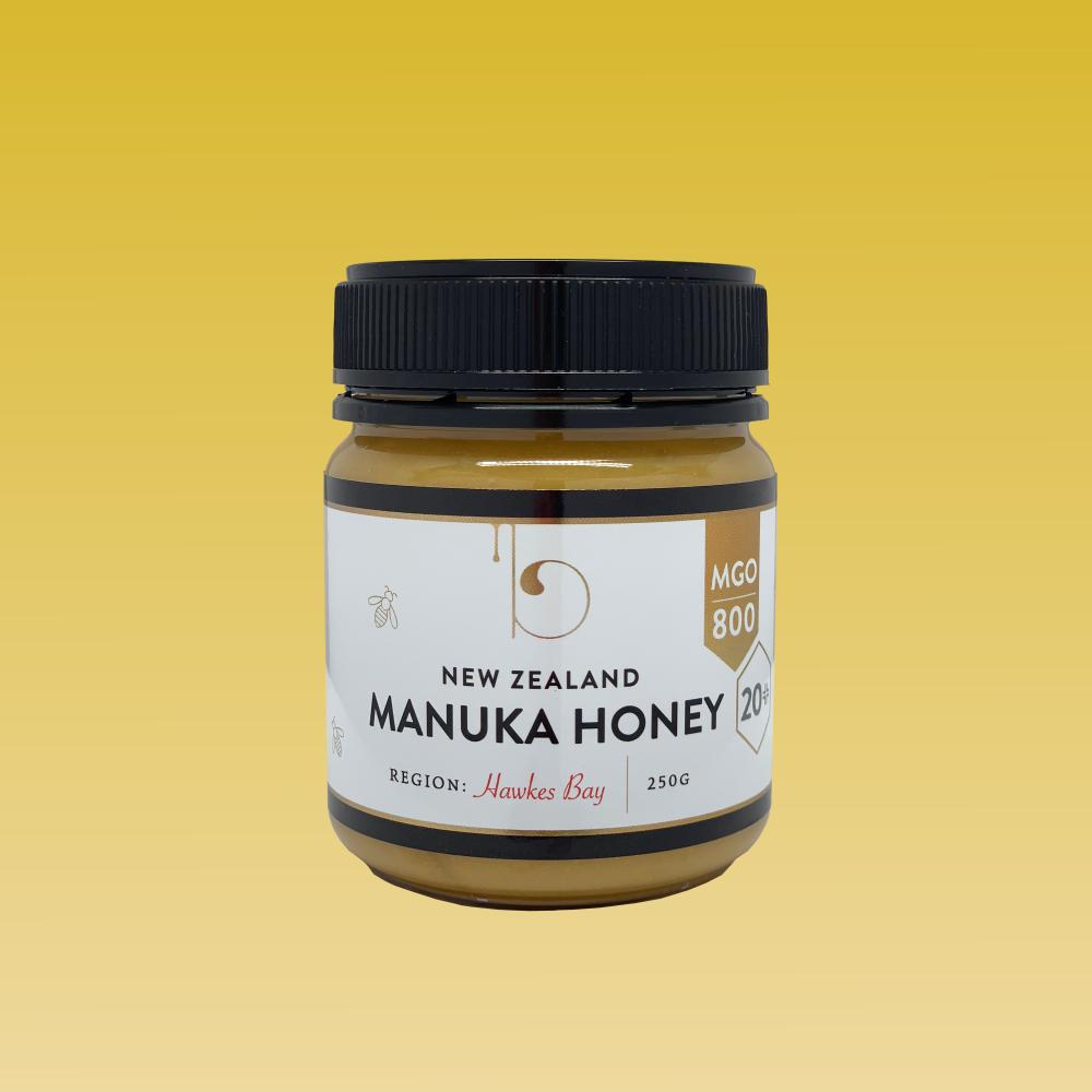 MGO 800 Manuka Honey