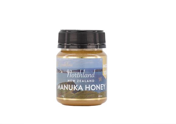Export Box = 40 x Northland - MGO 100 (6+), 110g multiflora Manuka Honeys'