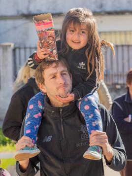 Festejo Solidario: adaptarse sin perder las formas