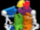 Dynmic Vision logo Teambildung, cordast