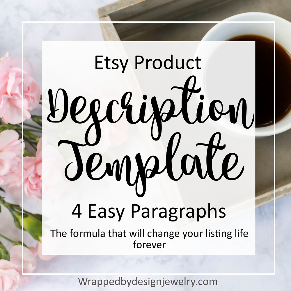 Etsy Product Descriptions