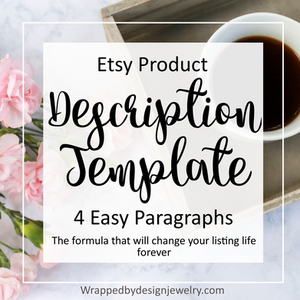 Etsy Product Descriptions