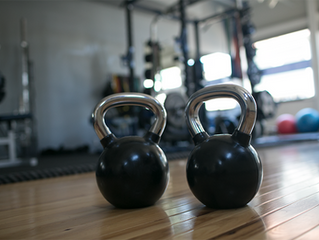 Leg Day - Kettle Bells