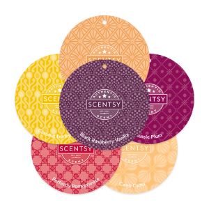 Scentsy Circle Scents Fundraiser