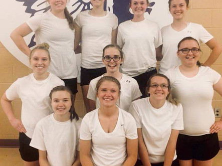 2018-2019 Majorettes Announced