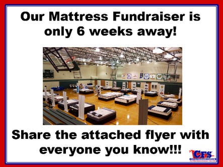 3rd Annual Mattress Sale is just 6 Weeks Away