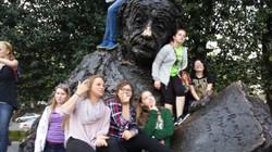 Einstein Statue