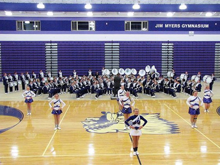 LHS Marching Chieftains Present a Season in Review