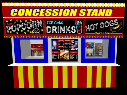 Volunteers Still Needed to Work Football Concession Stands