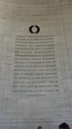 Jefferson Memorial 4