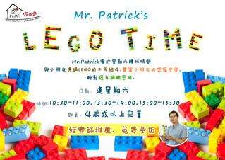 《Mr.Patrick's LEGO Time》
