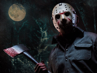 Happy Friday the 13th! Only 3 Days Left to Submit to Our Forthcoming Anthology!