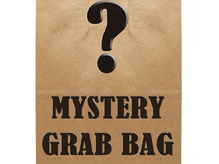 To Celebrate National Poetry Month Moon Tide Presents Its First Ever MYSTERY GRAB BAG!