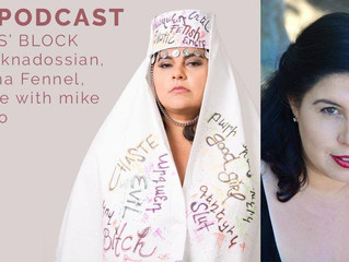 HanaLena Fennel to Be Featured on the Live Podcast WRITERS' BLOCK this Thursday with Armine Ikna