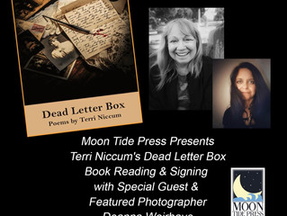Dead Letter Box: Book Launch & Reading