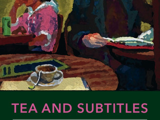 Michael Miller's New Selected Works, TEA AND SUBTITLES Available for Pre-Order