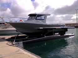 AirBerth Boat lifter M430