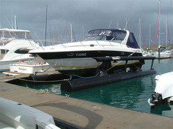 Cruiser 28 on M520 Airberth