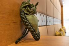 ... oder um sich an einem der vielen netten Details zu erfreuen, mit denen wir die Räume für Sie so richtig gemütlich gemacht haben.