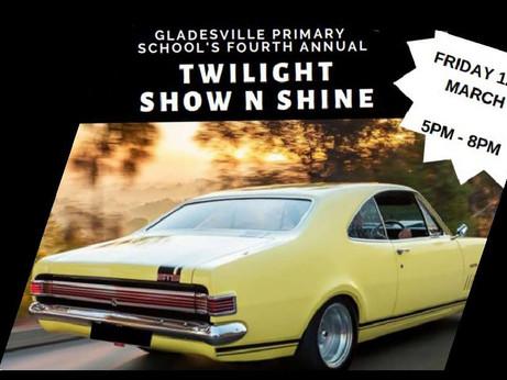 Show n Shine Car Show & Twilight Market