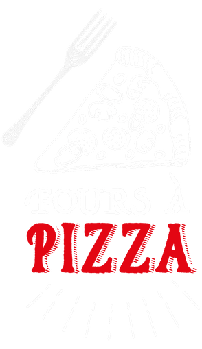 LOGO FOURS A PIZZA