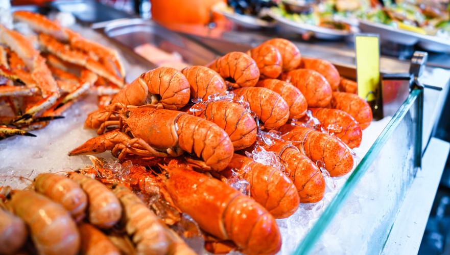 OYSTER BAR VERNON fish-market-M5VECJ3.jp