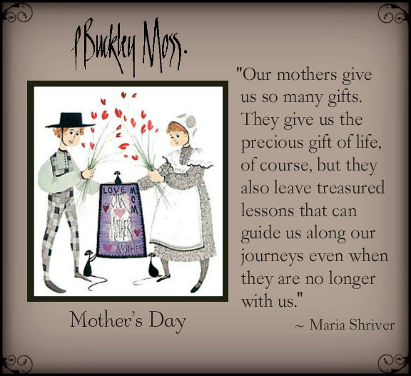 happy Mother's Day ...