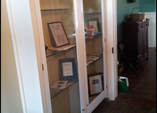 Doors to the Cabinet . . .