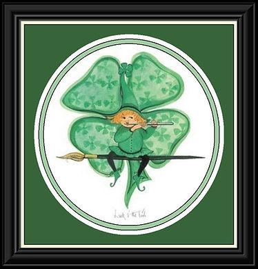 Luck O'The Irish Framed.jpg