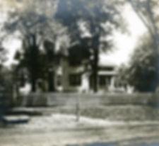 D.D. Collins House Greek Revival