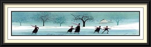 Winter's Gift Framed.jpg