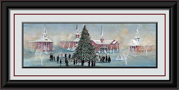 Christmas at Church Circle Framed.jpg
