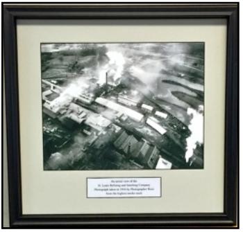 1914 ~ Aerial Photo